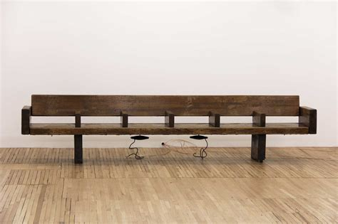 gallery benches soundings