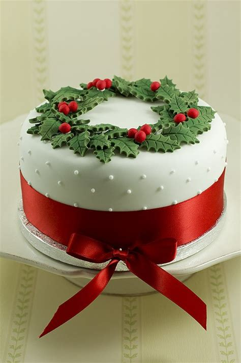 christmas cake christmas photo 32913663 fanpop