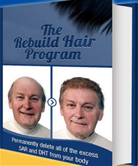 rebuild hair program free download jared gates s the rebuild hair program review guide pdf