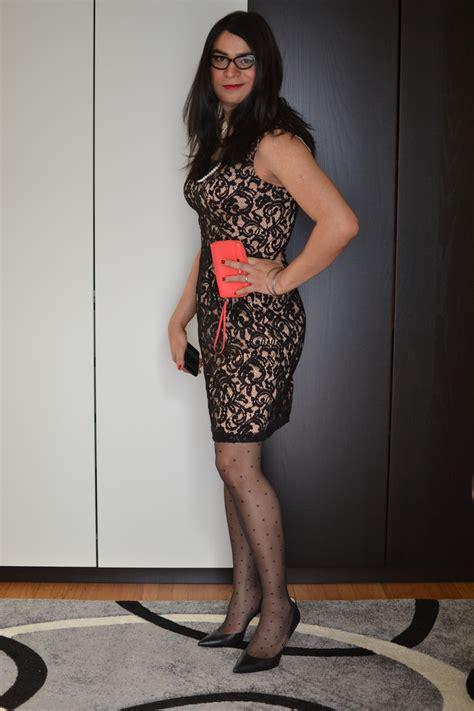 my weekend shoes crossdressing etc that black dress my weekend shoes