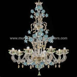 Glass Chandelier Quot Celeste Quot Murano Glass Chandelier Murano Glass Chandeliers