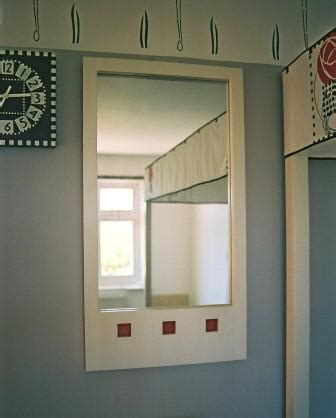 Bed Frame Charles Rennie Cr Mackintosh Painted Mirror Frame