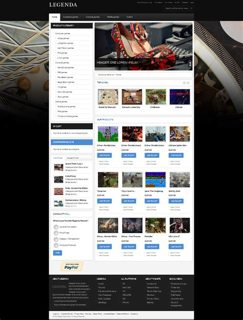 theme editor in magento magento themes 100 responsive free and premium