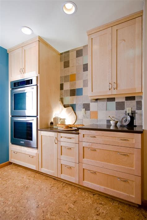 natural maple cabinets with caeserstone desert limestone 45 best kitchen ideas images on pinterest maple cabinets