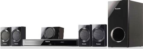 panasonic sc xh170 dvd home theater system 1000 watts