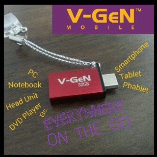Flashdisk Otg Vgen jual flashdisk otg vgen 16 gb dual usb drive fd on the go v 16gb blackberry shop