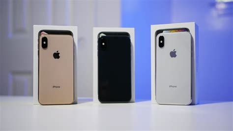 iphone xs color comparison gold vs space gray vs silver iphone xs color comparison