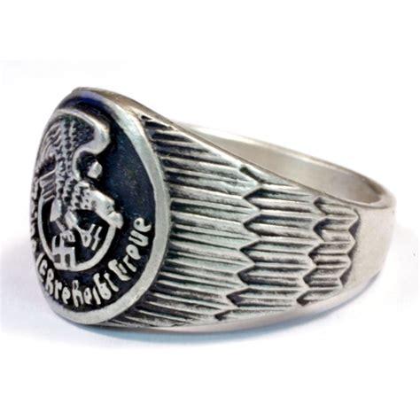 ww2 german jewellery silver rings for sale