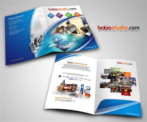 company profile design unik sribu professional company profile design company