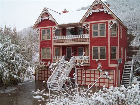 real gingerbread house the gingerbread house in utah