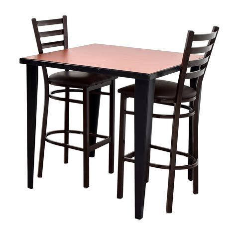 chair height for counter height table 76 counter height kitchen table and two chairs tables