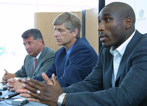 From Signing Henry To Dein S Departure The 20 Defining Moments Of   david dein judas or guru