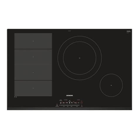 Table Induction 718 by Siemens Table De Cuisson Induction Ex851fec1f