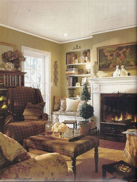 house beautiful cottage living magazine 1000 ideas about country fireplace on pinterest cottage