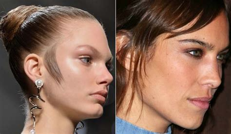 how should a womans sideburns look let s talk sideburns for women fashionfad