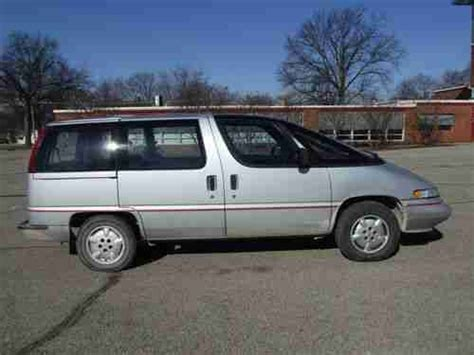 how to sell used cars 1993 chevrolet apv electronic toll collection find used 1993 chevrolet lumina apv base mini passenger van 3 door 3 1l in bloomfield iowa