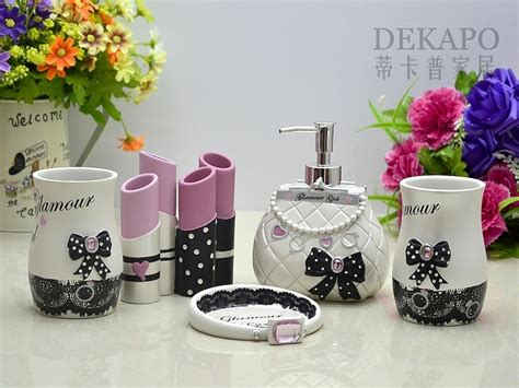 shop popular girls bathroom set from china aliexpress