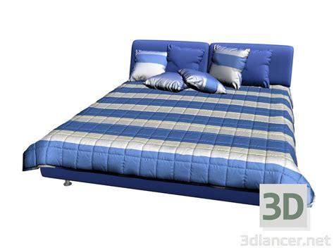 ruf betten 3d model bed invito manufacturer ruf betten id 14861