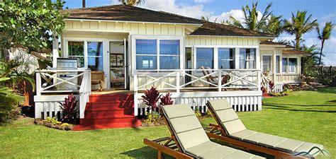 Kauai Cottage Rentals by Kauai Vacation Homes At Poipu On Kauai S South Shore