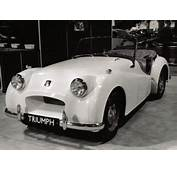 Triumph TR1 / 20TS With Modified Standard 8 Chassis And