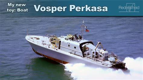 rc boat for sale malaysia scale vosper perkasa rc torpedo boat from carson youtube