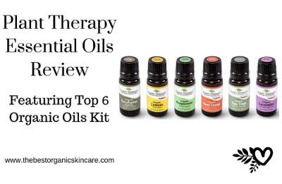 plant therapy essential oils find the best organic lifestyle