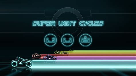 android version of tron super light cycles released news
