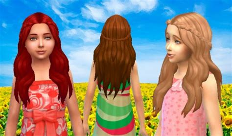 sims 4 children cc sims 4 cc hair for kids hairstylegalleries com