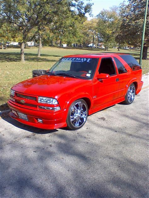 2001 S10 Blazer Xtreme by Ginuine2 S 2001 Chevrolet S10 Blazer In Chicago Il