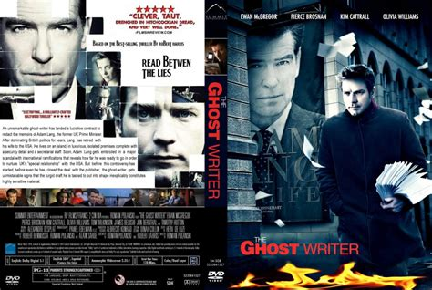 The Ghost Writer Raydvd Combo the ghost writer dvd custom covers the ghost writer 2010 custom f dvd