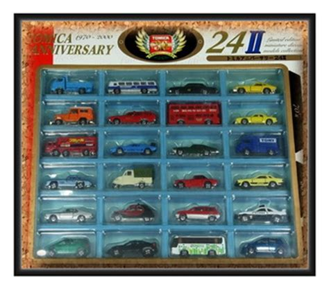 Tomica Collection 24 tomica 30th anniversary 24 pcs set 2 4323519