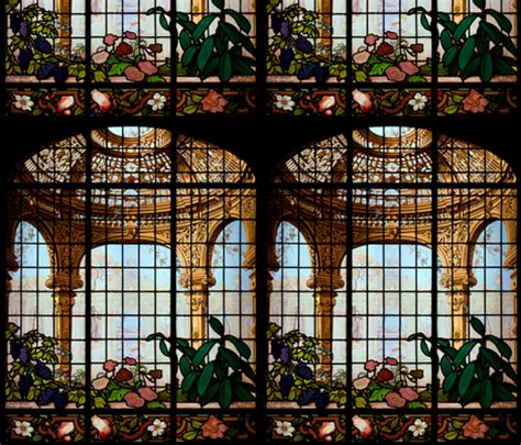 houses with large glass windows henry g marquand house conservatory stained glass window large fabric