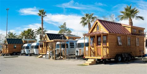 Small Homes Las Vegas Llamalopolis An Tiny Living Oasis Tiny House