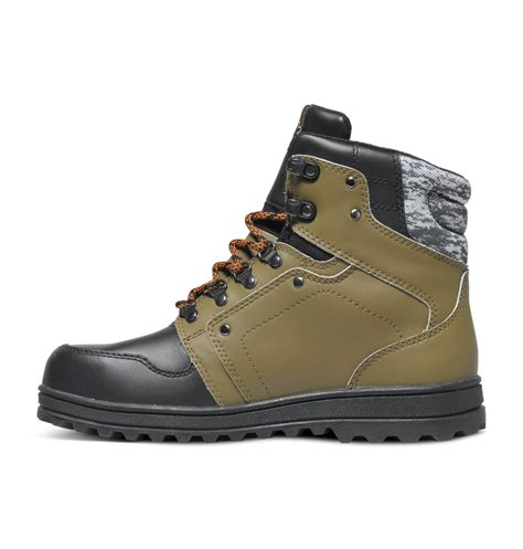 s spt work boots admb700011 dc shoes