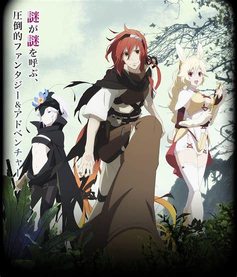 rokka no yuusha rokka no yuusha anime airs july visual staff