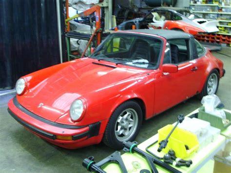 Porsche Remake by Porsche Rescue 911 Bouwt Remake Unieke Speedster