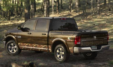 dodge ram 1500 sportsman the 2014 ram 1500 mossy oak edition is designed for the