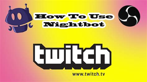 Discord Giveaway Bot Commands - nightbot discord
