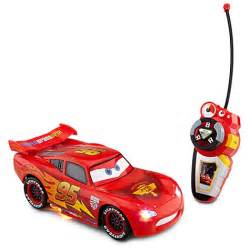 Lighting Mcqueen Rc Car Nib Disney Pixar Cars 2 Lightning Mcqueen Remote