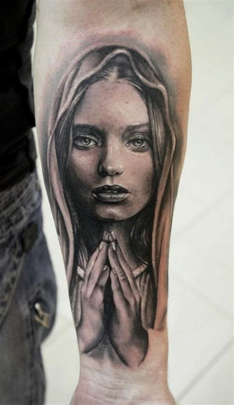 praying mary tattoo designs praying pepper tattoos