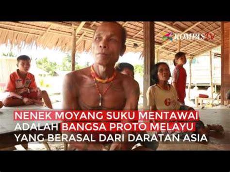 sejarah tato mentawai tato tertua di nusantara youtube