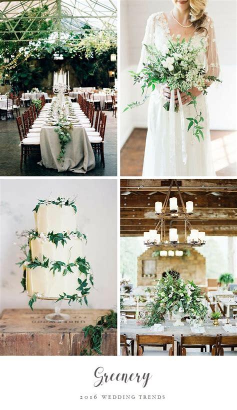 wedding invitations 2016 trends wedding trend greenery chic vintage brides chic vintage brides