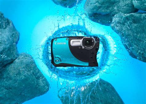 Kamera Underwater Canon D20 canon powershot d20 hs waterproof digital blue co uk photo