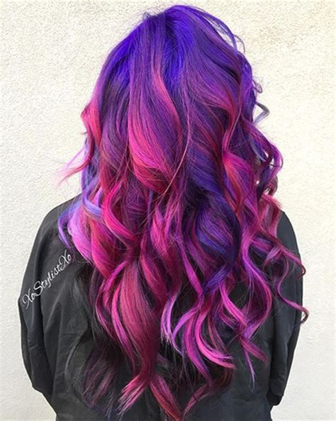purple hair color thebestfashionblog com hair colors vpfashion