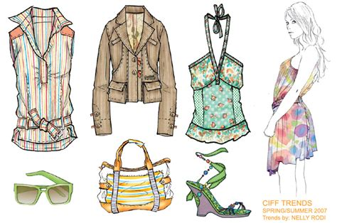 News Stylecom Trend Report For 2007 by Fashion Trendsetter