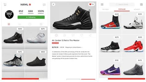 sneaker collection app top 8 best shoes app for sneakerheads 2017