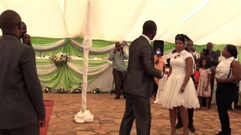 Zim Wedding dance   Lauretta's wedding   Nehanda TV