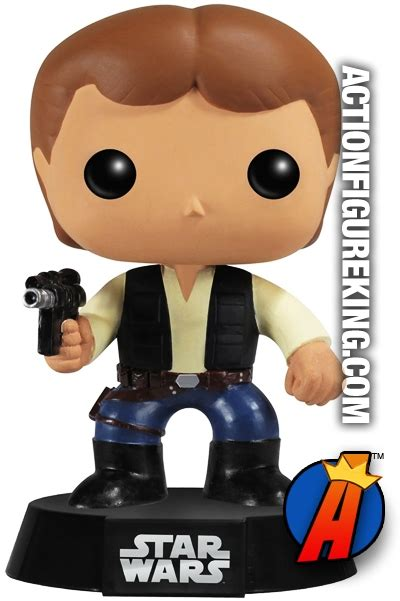 Funko Pop Original Han Wars funko pop wars han figure 3
