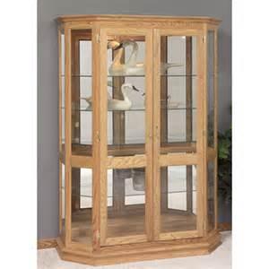 Jasper Curio Cabinet How To Pick Out A Curio Cabinet Oak Furniture And Sofa Com