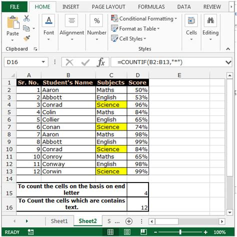 countif tutorial excel 2010 excel 2010 count if cell not empty excel count non blank